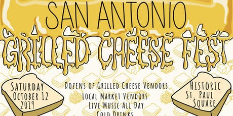 San Antonio Grilled Cheese Festival tickets