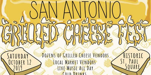 San Antonio Grilled Cheese Festival
