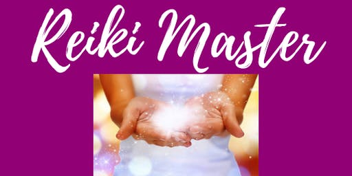 Usui Reiki Master Certification (with Holy Fire III)