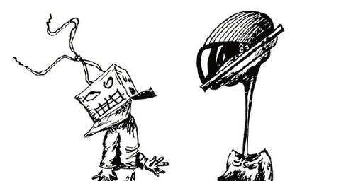 Sip & Draw: Political Cartoons & the Alien Movement Project