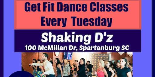 Get Fit Dance Classes