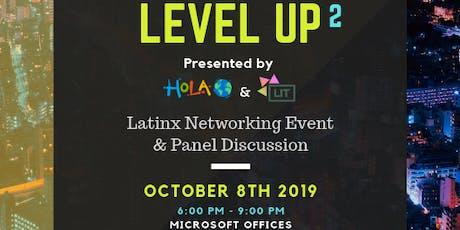 Microsoft & Verizon Media Present : Level Up 2 tickets