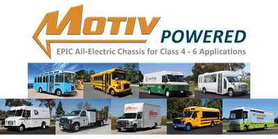 Motiv Power Systems' 10 Year Anniversary Celebration