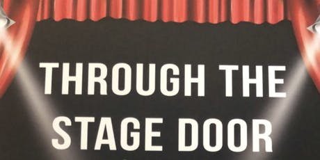 Through the Stage Door - Workshop tickets