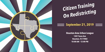 Citizen Training on Redistricting
