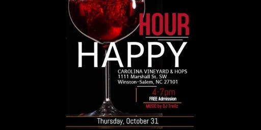 WSSU Young Alumni Council Homecoming Happy Hour