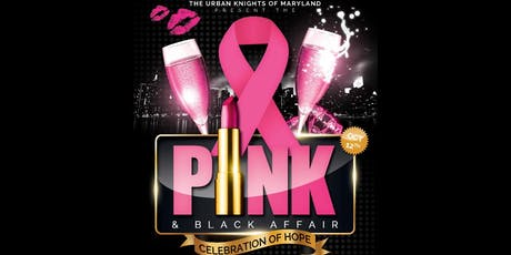 The PINK & Black Affair: A Celebration of Hope tickets