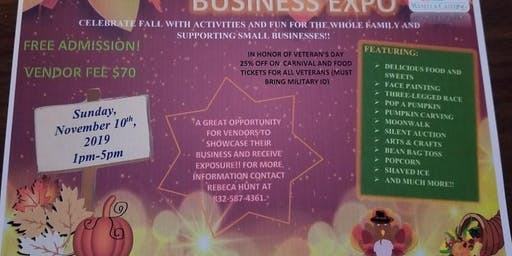 Fall Festival & Business Expo
