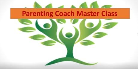Parenting Coach Master Class tickets