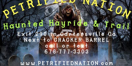 Haunted Hayride and Trail tickets