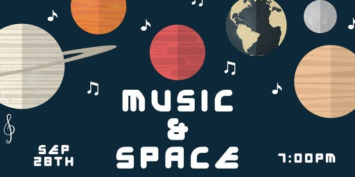 Spaceport LA Presents Music & Space