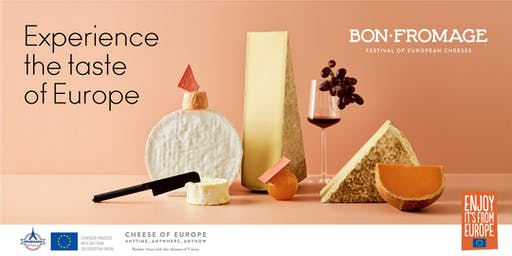 Bon Fromage Festival of European Cheeses
