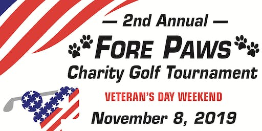 2nd Annual Lavon Area Chamber Fore Paws Charity Golf Tournament