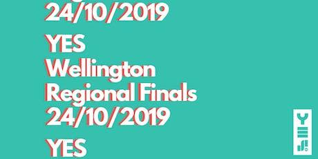 Wellington Regional Final tickets