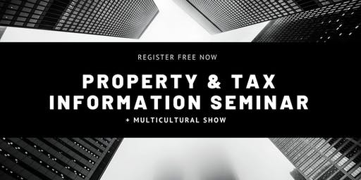 Property & Tax Seminar