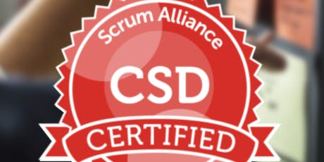 Certified Scrum Developer(CSD) Track Training Workshop in Washington DC by Fadi Stephan - Agile Engineering Practices tickets