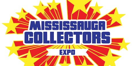 Mississauga Collectors Expo 2019 tickets