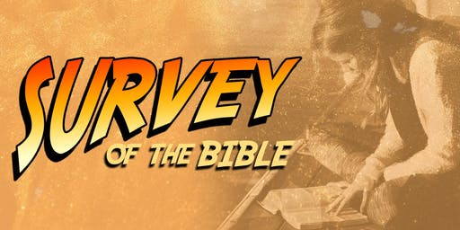 'Survey of the Bible' w/Bruce Wilkinson