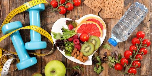 WEBINAR   Healthy Living: Managing Your Diet, Exer
