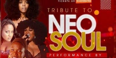 Neo Soul Tribute - Joyce Licorish & The Tony Bryant Project