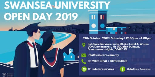 SWANSEA UNIVERSITY INFO SESSION 2019