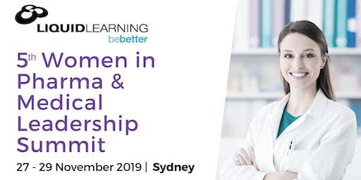 5th Women in Pharma & Medical Leadership Summit
