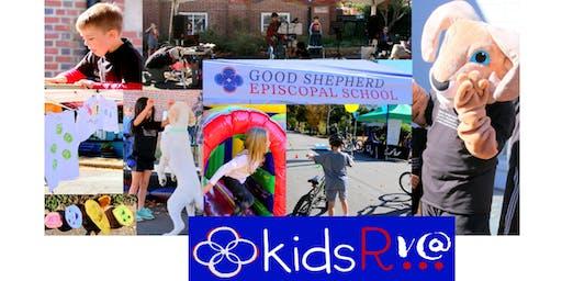 kidsRVA festival @ Good Shepherd Episcopal School