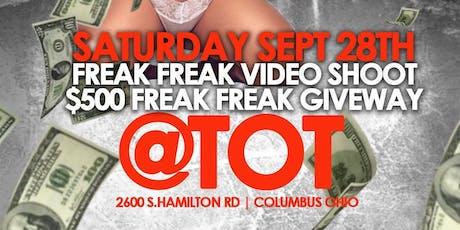 Freak Freak Fest 614 tickets
