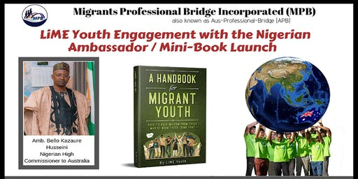 LiME Youth Engagement with The Nigerian Ambassador / Mini-Book Launch
