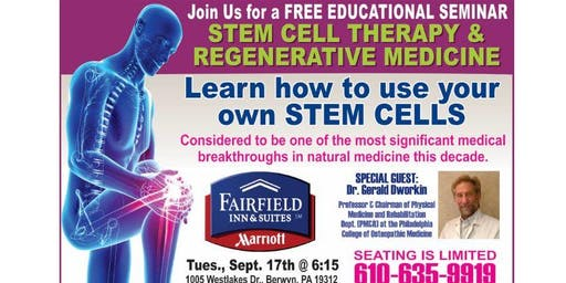 Free Educational Seminar with Dr. Gerald Dworkin