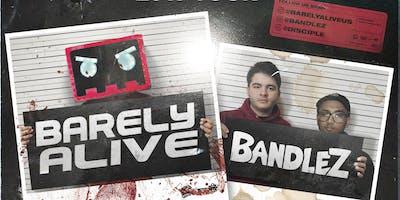 HNL PRESENTS: PUBLIC ENEMIES feat. BARELY ALIVE BANDLEZ