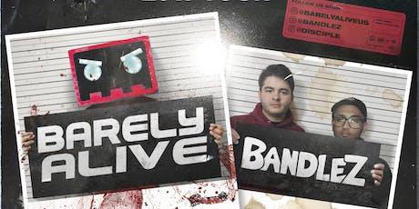 HNL PRESENTS: PUBLIC ENEMIES feat. BARELY ALIVE BANDLEZ tickets