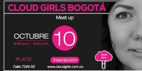 4° Cloud Girls Bogotá tickets