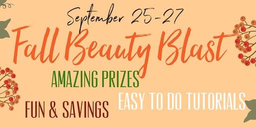 Fall Beauty Bash