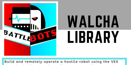 Battle Bots Walcha