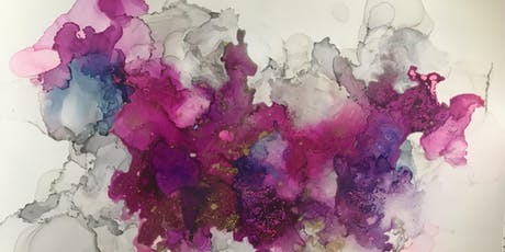 Alcohol Inks tickets