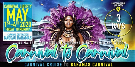 Carnival to Carnival 2020 tickets