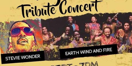 Tribute to Stevie Wonder and Earth Wind & Fire tickets