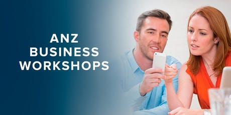 ANZ Biz Start-up Seminar, Auckland South tickets