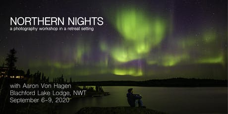 Northern Nights Photography Workshop 2020 tickets