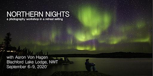 Northern Nights Photography Workshop 2020