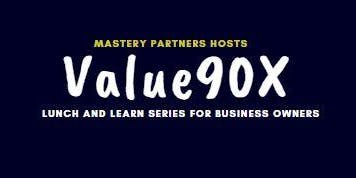 Value90X - October 10th with Dean Ash