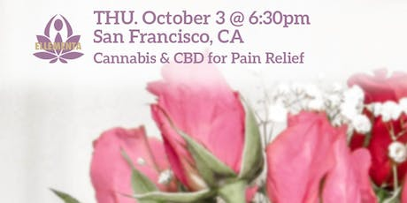 Ellementa San Francisco: Cannabis and CBD for Pain Relief tickets