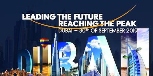 Leading The Future , Reaching The Peak (Dubai Event)