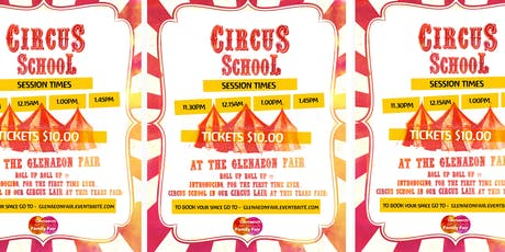 1.45PM  CIRCUS SCHOOL  tickets