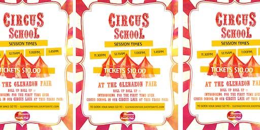 1.45PM  CIRCUS SCHOOL