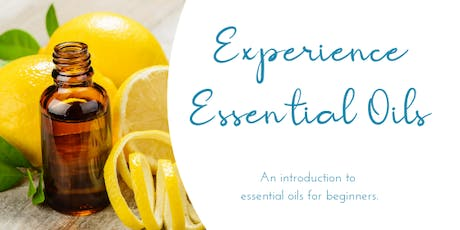 Experience Essential Oils tickets