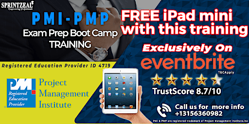 PMP® Certification Training in Chantilly