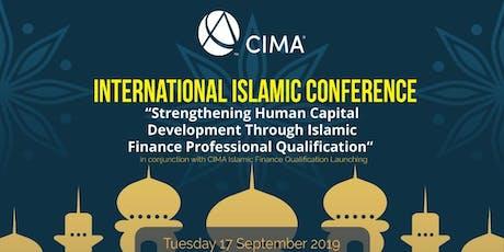 CIMA Islamic International Conference tickets