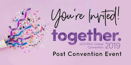 doTERRA Lucky 13 New Product Reveal tickets